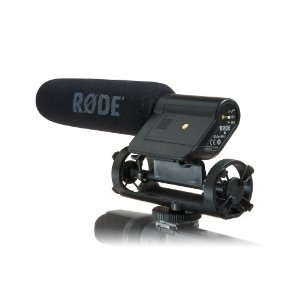 Rode VideoMic Directional Shotgun Mic Rode VideoMic Directional Shotgun Mic w/Mount