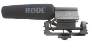Rode VideoMic Directional Shotgun Microphone 300x146 Rode VideoMic Directional Shotgun Mic w/Mount